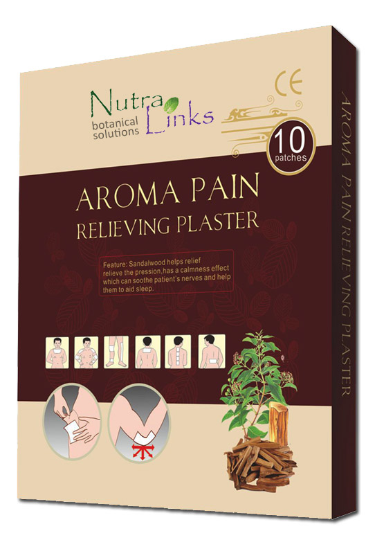 Aroma Pain Relieving Patch